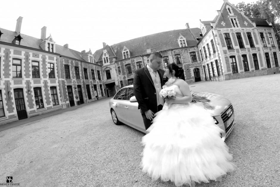 Photographe mariage wambrechies 1