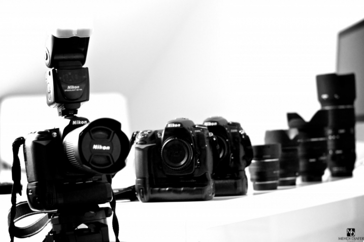Equipement MD Photographie