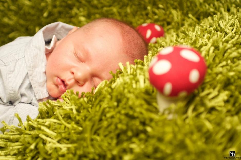 Photographe bebe sallaumines 2