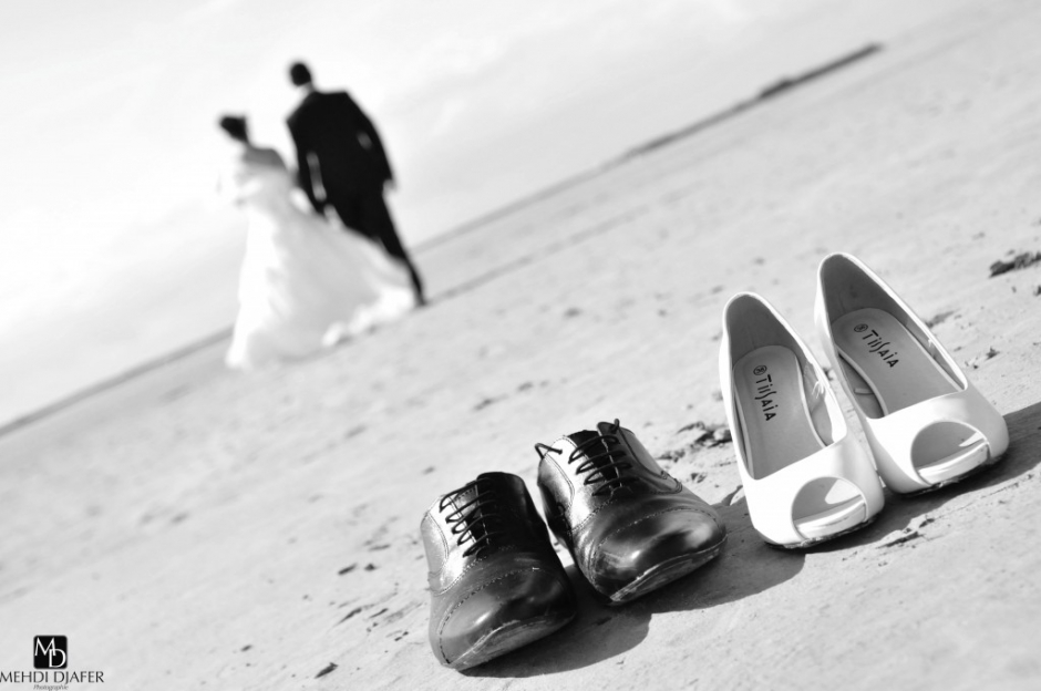 Photographe a mariage loon plage 1